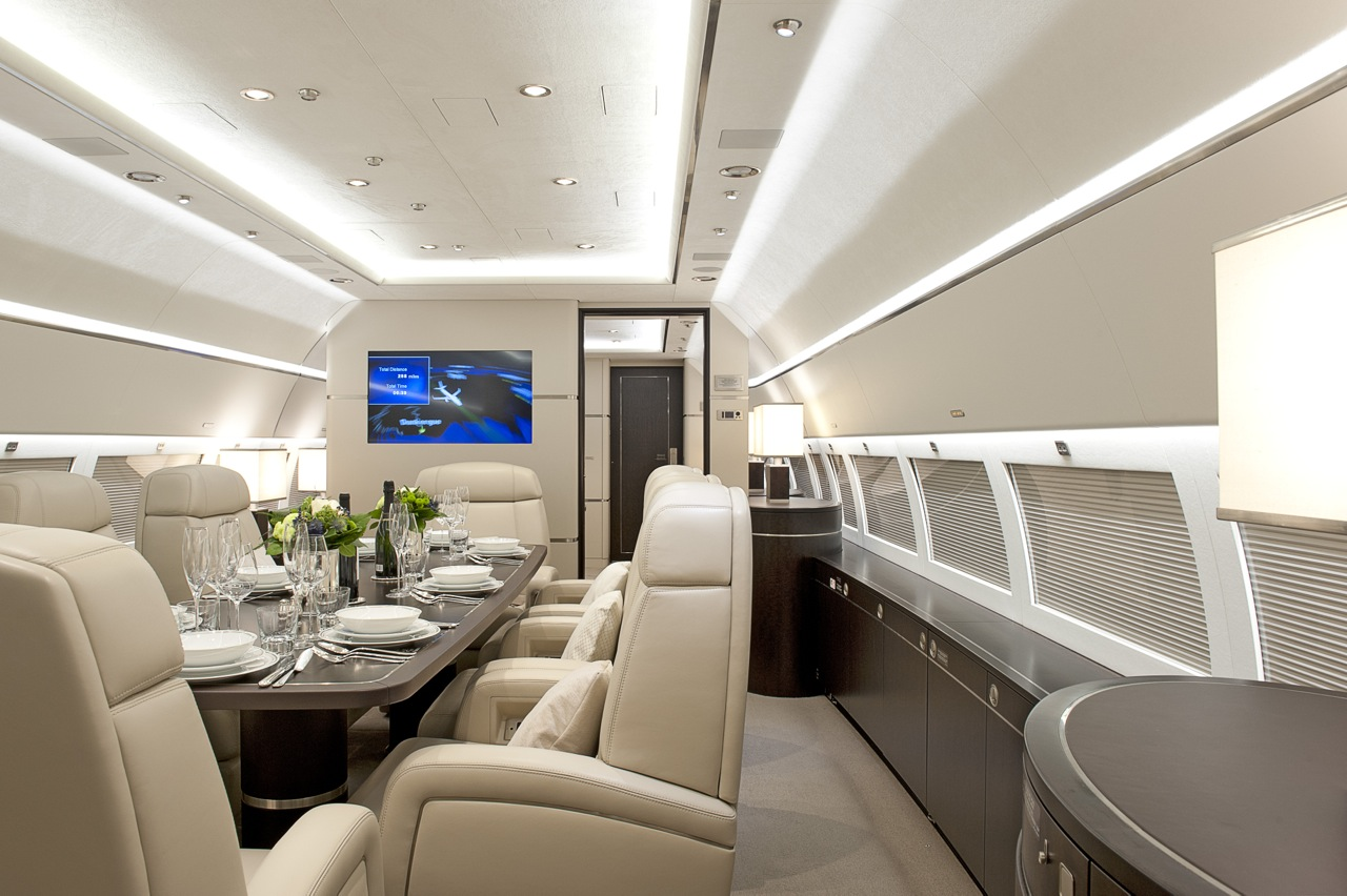 Boeing Business Jet Bbj For Sale